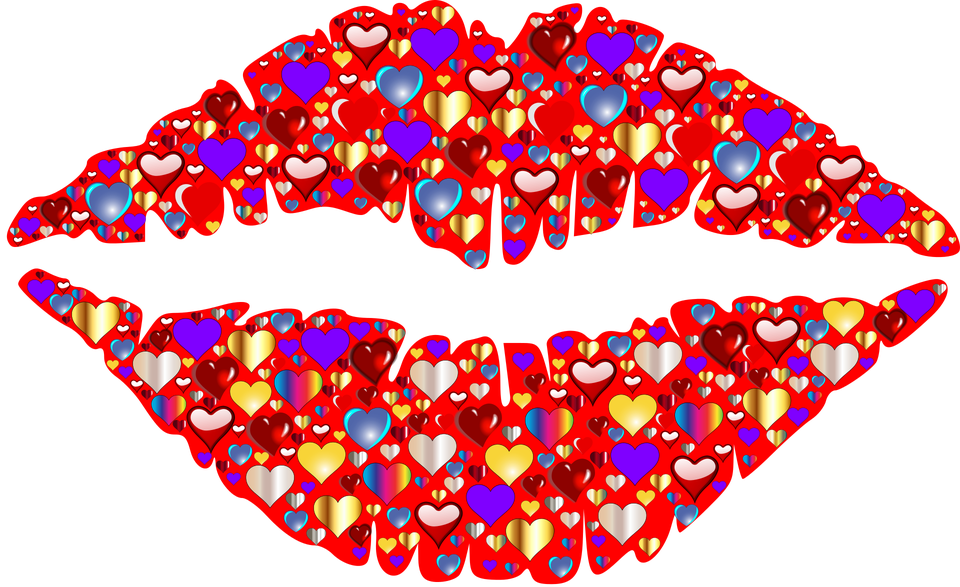 Lip Emoji Stickers messages sticker-3