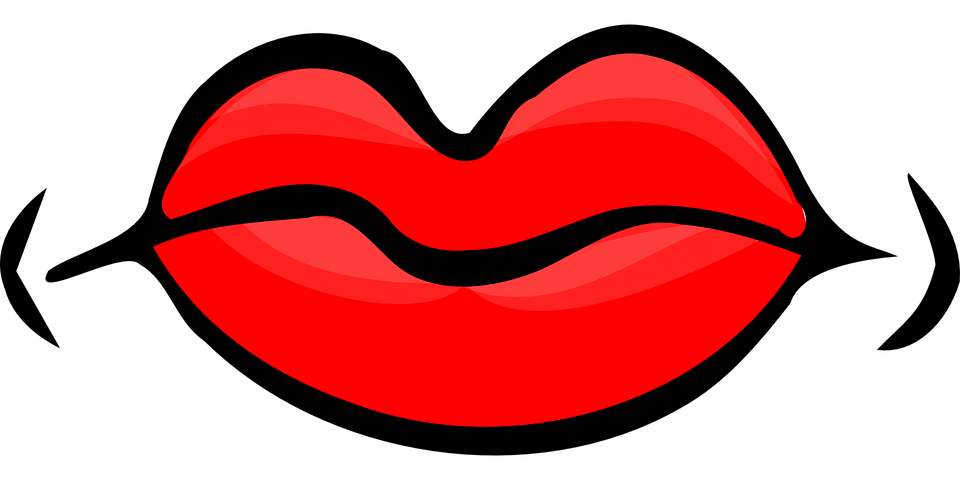 Lip Emoji Stickers messages sticker-8