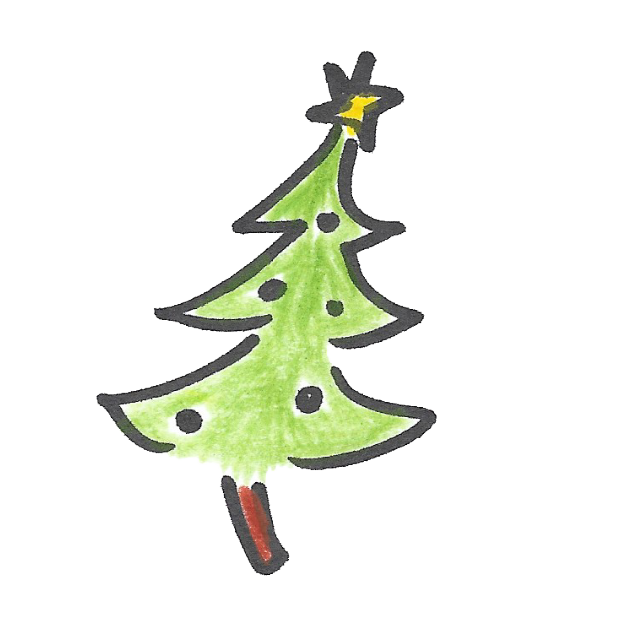Linhards Christmas messages sticker-4