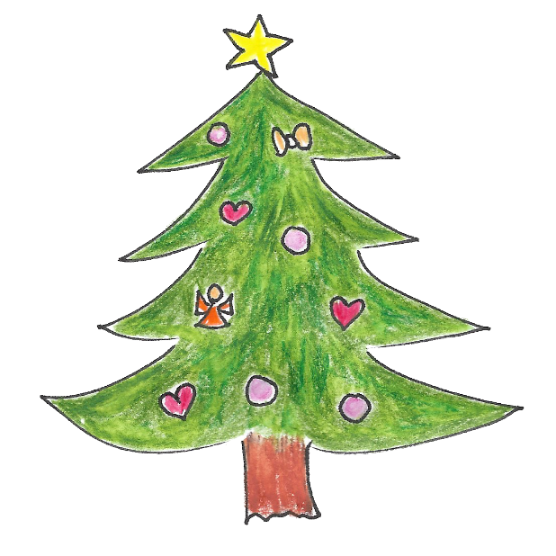 Linhards Christmas messages sticker-3