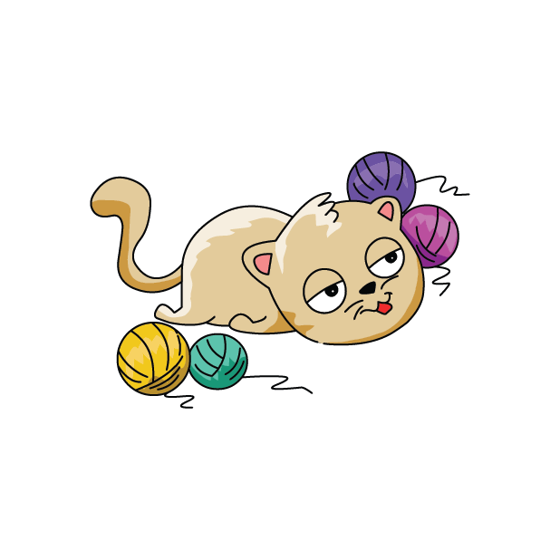 Purrfect Cat Stickers messages sticker-11