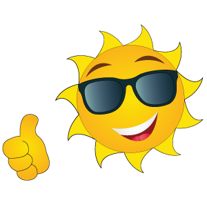 Weather Emoji messages sticker-2