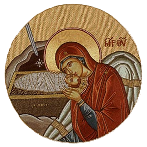 Byzantine Christmas messages sticker-2