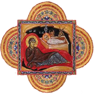 Byzantine Christmas messages sticker-6