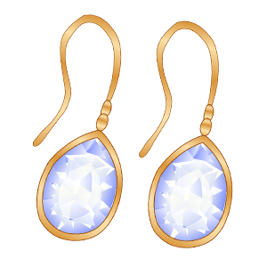 Bling Stickers for iMessage messages sticker-9