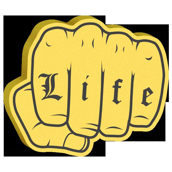 Super Cool: Foam Hands Emoji Sticker Pack messages sticker-11