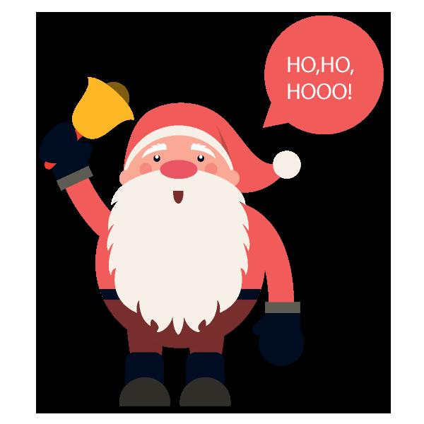 Christmas Emoji Plus messages sticker-8