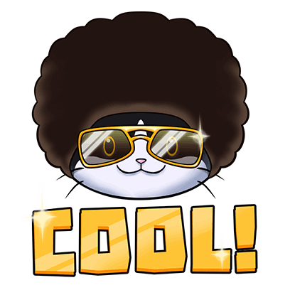 Word Cats messages sticker-1