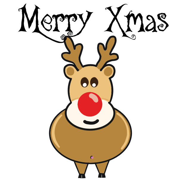 Christmas Wild Stickers messages sticker-8
