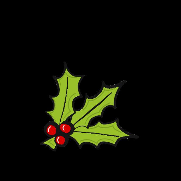 Christmas Wild Stickers messages sticker-0