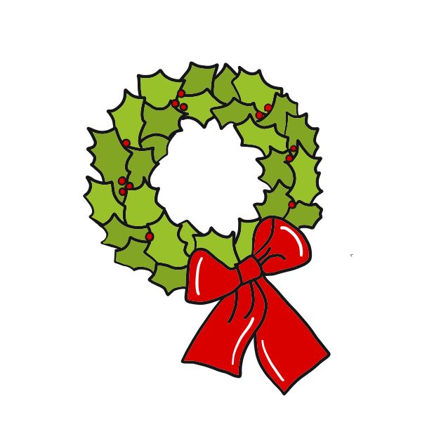 Christmas Wild Stickers messages sticker-2