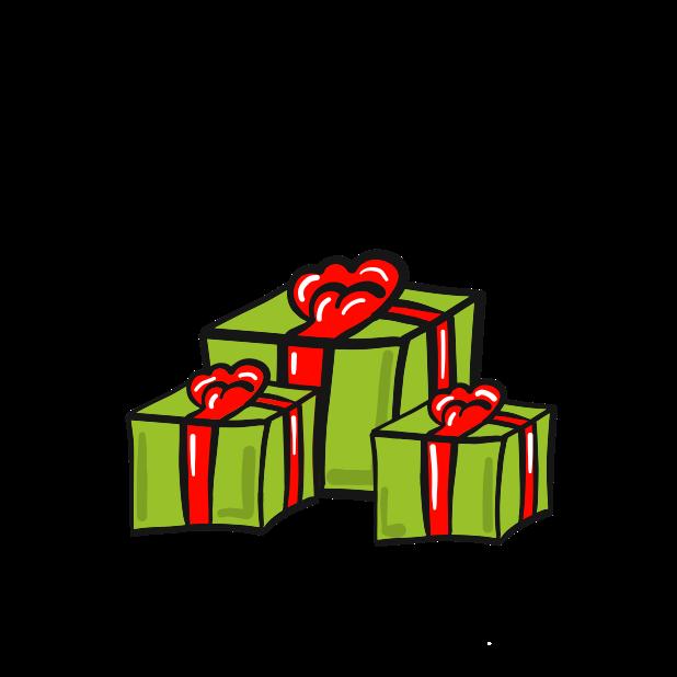 Christmas Wild Stickers messages sticker-3