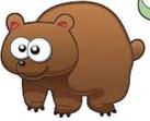 Animals Emoji messages sticker-2