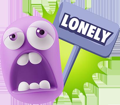 3D Sad Expressions messages sticker-9