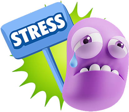 3D Sad Expressions messages sticker-0