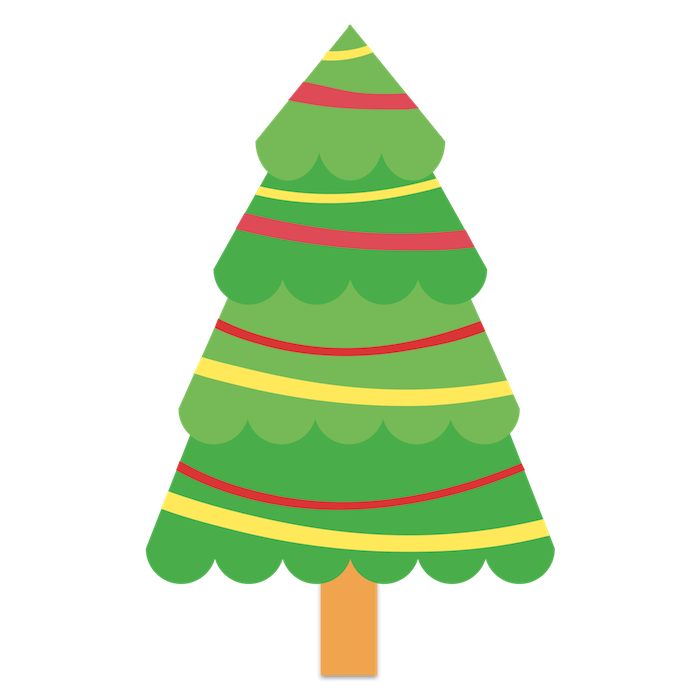 Mini Christmas Tree messages sticker-0