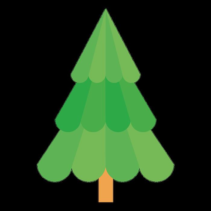 Mini Christmas Tree messages sticker-1