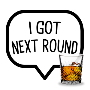 WhiskeyWednesdays messages sticker-11