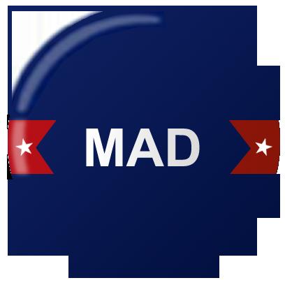 Not My PREZ - Trump Block & Boycott Stickers messages sticker-11
