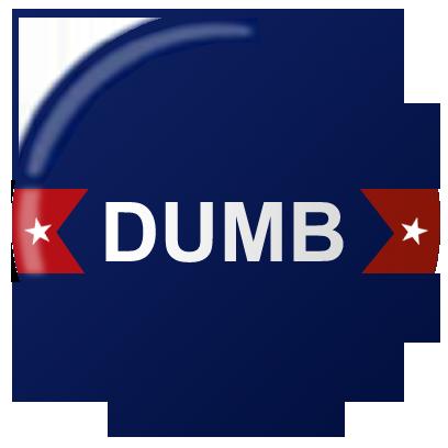 Not My PREZ - Trump Block & Boycott Stickers messages sticker-10