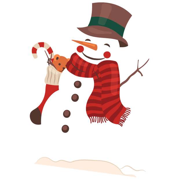 Christmas & New-Year Stickers messages sticker-4