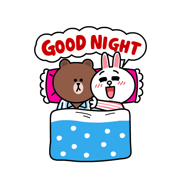 BROWN & CONY Sweet LOVE - LINE FRIENDS messages sticker-0