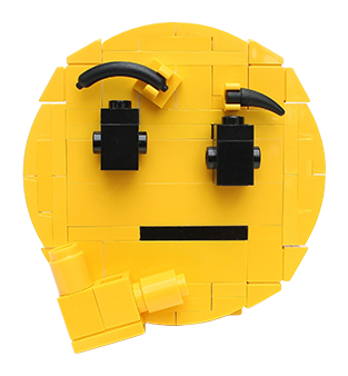 Brickmoji messages sticker-8