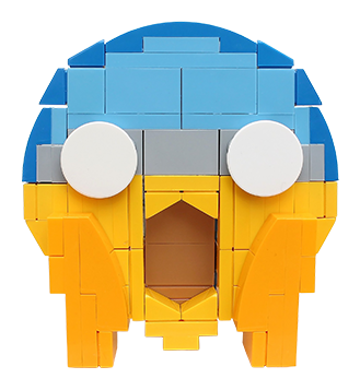 Brickmoji messages sticker-11