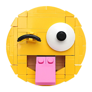 Brickmoji messages sticker-0