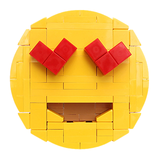 Brickmoji messages sticker-6