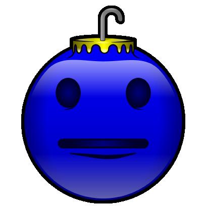 137 Christmas Emoji Ornament Stickers messages sticker-6