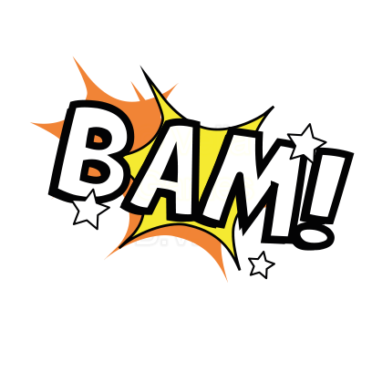 Comic Text Stickers for iMessage messages sticker-8