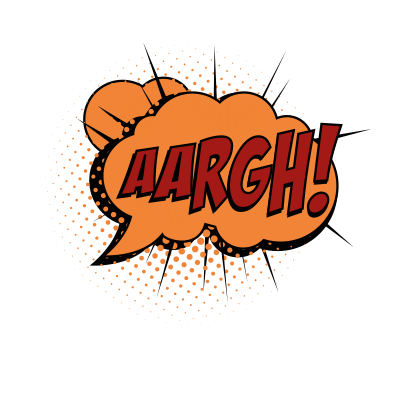 Comic Text Stickers for iMessage messages sticker-7