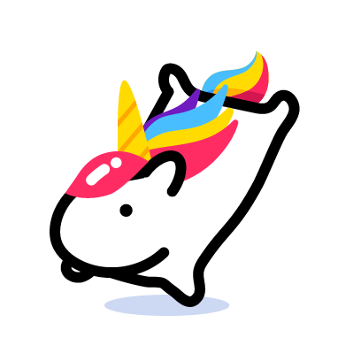 Lily Unicorn Stickers messages sticker-6