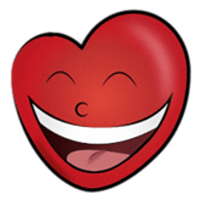 Lovely Heart - Cute stickers for iMessage messages sticker-0
