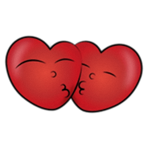 Lovely Heart - Cute stickers for iMessage messages sticker-7