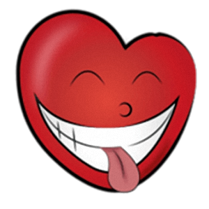 Lovely Heart - Cute stickers for iMessage messages sticker-4