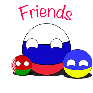 CountryBalls- RU messages sticker-1
