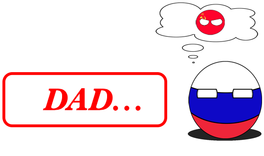CountryBalls- RU messages sticker-5