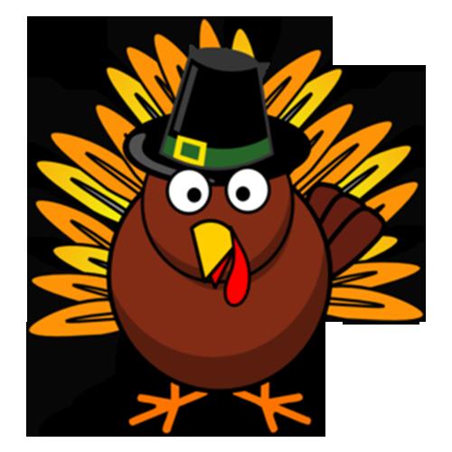 Turkey - Thanksgiving stickers messages sticker-11