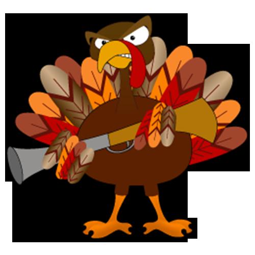 Turkey - Thanksgiving stickers messages sticker-9