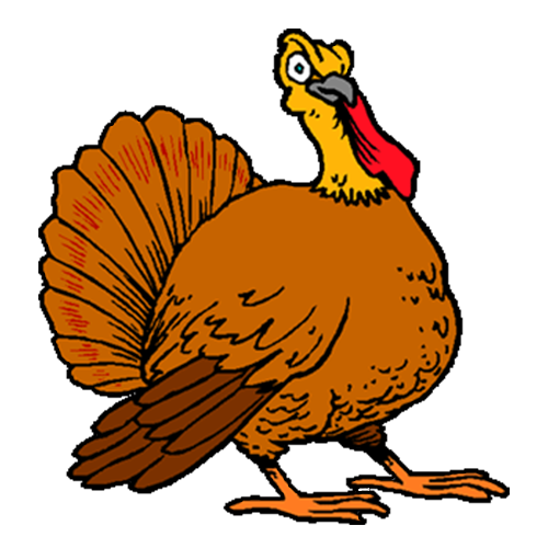 Turkey - Thanksgiving stickers messages sticker-2