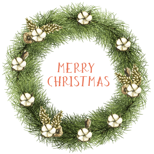 Christmas Watercolor Stickers messages sticker-5
