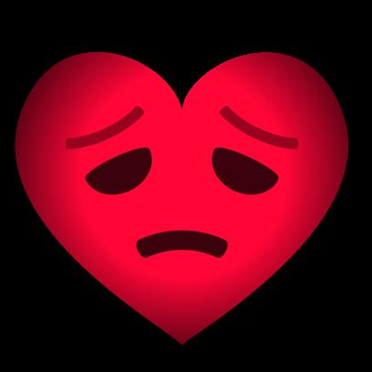 Love Emoji • Stickers messages sticker-10