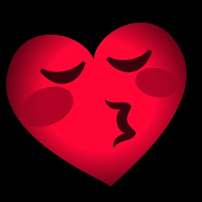 Love Emoji • Stickers messages sticker-6