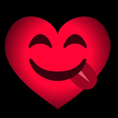 Love Emoji • Stickers messages sticker-1