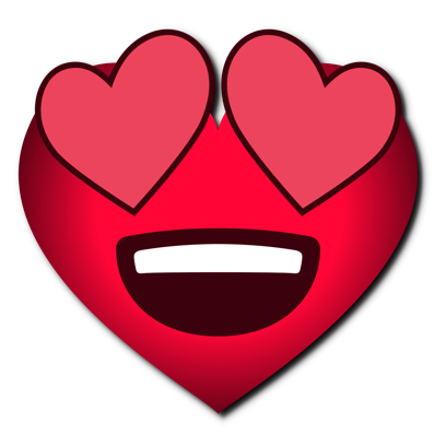 Love Emoji • Stickers messages sticker-3