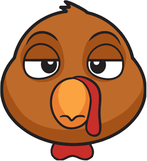 Turkey Moji messages sticker-5