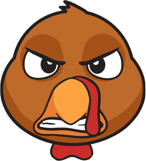 Turkey Moji messages sticker-4