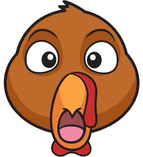 Turkey Moji messages sticker-1